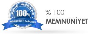 %100 Memnuniyet